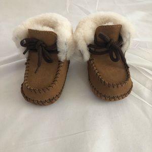 Baby Ugg Booties - Unisex - Size 1